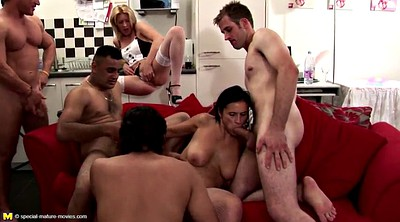 Squirt, Boy mom, Young boy, Old sex, Mature group, Squirt mom