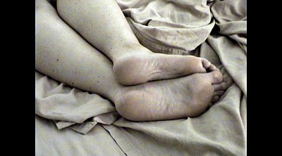 Feet, Pooh, Homemade interracial, Cum feet