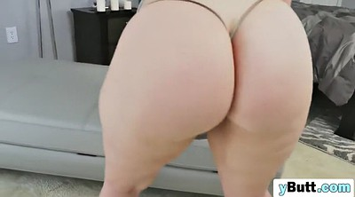 Bend, Ass tease