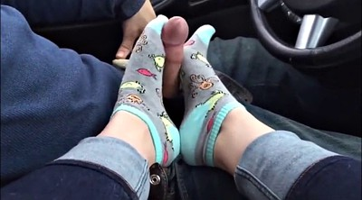 Sock, Socks, Foot job, Foot fetish, Foot masturbation, Feet job