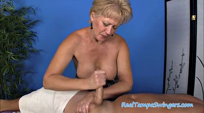 Hand job, Hand, Oiled, Tracy, Massage mature