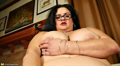 Bbw mature, Talk, Glass, Bbw dirty talk