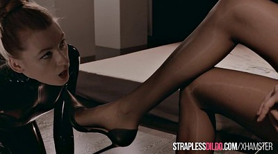 Latex, Pantyhose feet