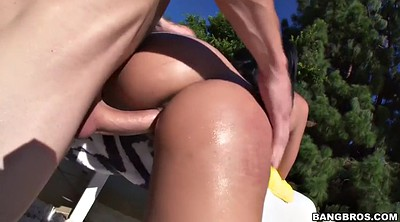 Chubby creampie, Huge cock, Big breast, Cassidy banks, Outdoor creampie, Huge cock creampie