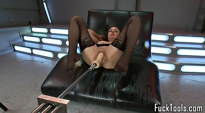 Squirting orgasm, Machine