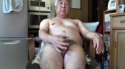 Japanese masturbation, Asian dad