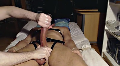Bdsm, Tease handjob, Edging