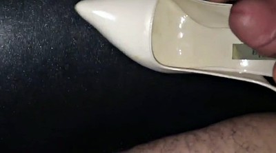 Boots, Fuck my wife, Wife friend, Shoe, Face, Shoe fuck