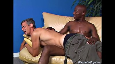 Young, Interracial mature