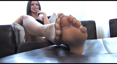 Nylon, Nylon foot, Nylon feet, Nylons
