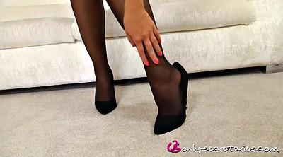 High heels, Dress, Stockings solo, Heels solo, Nylons, High heels solo