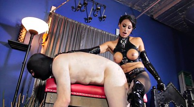 Mistress t, Mistresses, Latex strapon