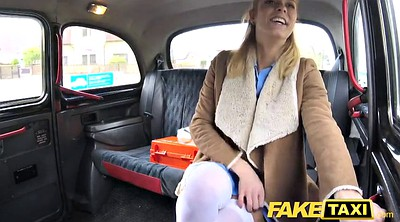Fake taxi, Sex in car, Fake tit, Car sex