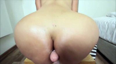Anal sex, Colombian