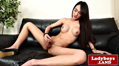 Asian ladyboy, Cock tease, Beautiful ladyboy, Asian tease
