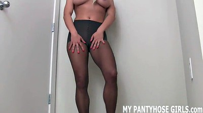 Perfect, Pantyhose ass