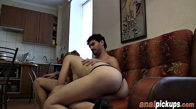 Real couple, Amateur anal