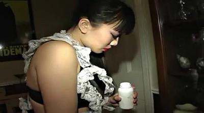 Japanese lesbian, Japanese cosplay, Groped, Japanese maid, Grope, Japanese mistress