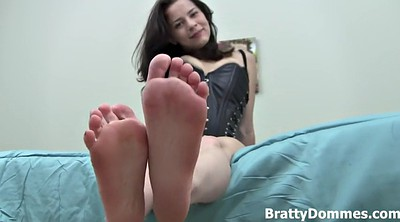 Milf feet, Teen foot