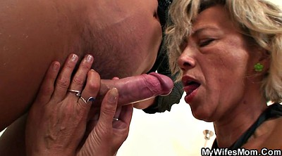 Hot mom, Mature orgasm