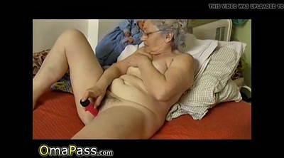 Hairy granny, Hairy compilation