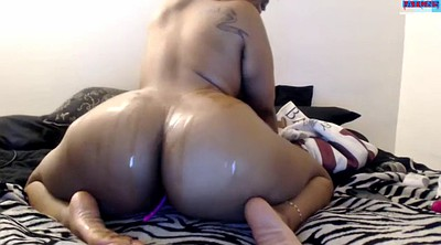 Blowjob, Ebony bbw, Queen, Bj