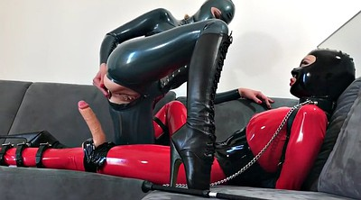 Bdsm, Latex bondage, Submissive, Sex education