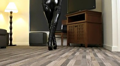 Boot, Gloves, Glove, Catsuit