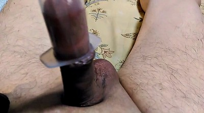 Cbt, Self, Toy, Gay self, Tail, Small cock gay