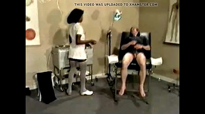 Doctor, Clinic, Interracial anal