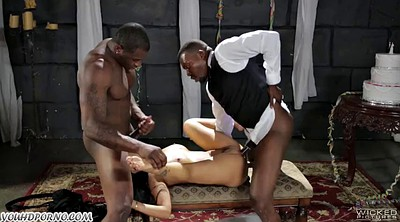 Bride, Asian black, Asian bride, Groom, Bride anal