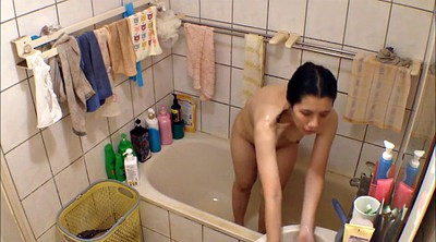 Chinese, Hidden cam, Bathroom, Spy cam, Chinese woman, Chinese spy