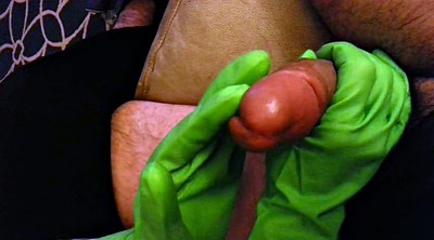 Gloves, Gloves handjob