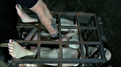 Caged, Cage