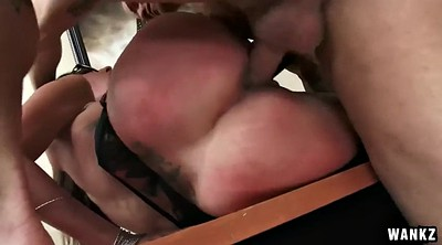 Spanking, Spank, Milf office