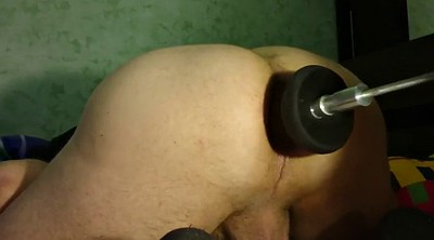Gaping, Drilling, Ass gape