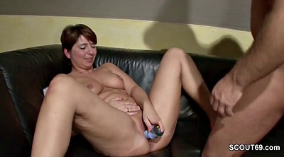 Step son, Son mom, Seduce son, Home alone, Step mom son, Son fucks mom