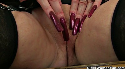 Pussy juice, Juice, Claire, Granny squirt