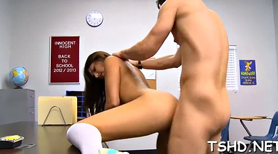 Hard, Teen girl