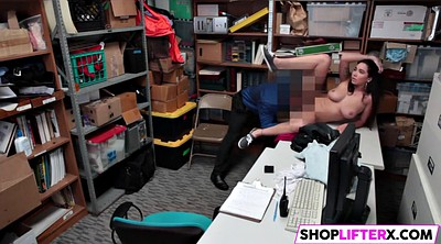 Shoplifter, Teen busty, Shoplift