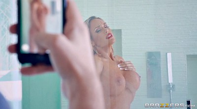 Film, Tegan james, Amateur milf, Shower solo