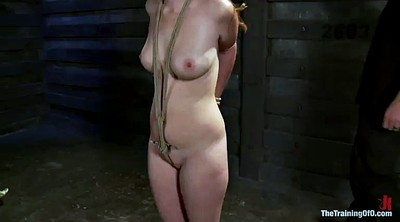 Tied, Torture, Tied tits