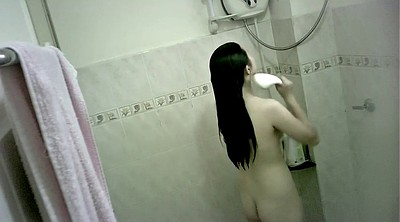 Chinese cam, Chinese hidden, Hidden cam shower, Chinese shower