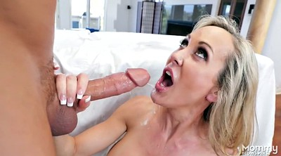 Stepson, Brandi love, Tits massage, Big tit