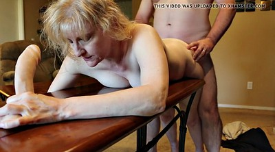 Mature, Spanked, Spanked fucked