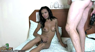 Ejaculation, Jerk off, Ebony shemale