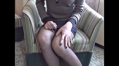 Japan, Nylon, Japanese mature, Nylons