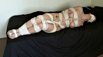 Foot, Foot bondage, Tied up, Rope, Foot gagging