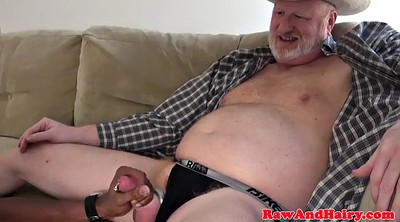 Black, Bear, Oral, Chubby mature, Chubby bear, Bearing