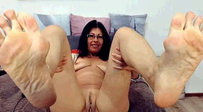 Mature feet, Milf feet, Mature foot
